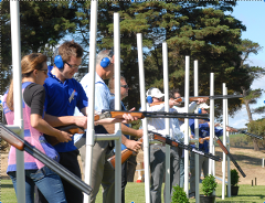 'Have a Go' Clay Target Shooting - QLD