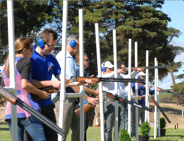 'Have a Go' Clay Target Shooting for 2ppl - Brisbane (Redcliffe)