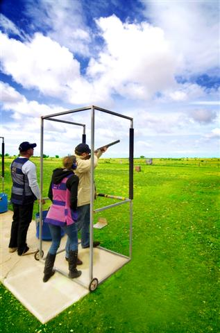 Clay Shooting 25-49 people – VIC (Werribee)
