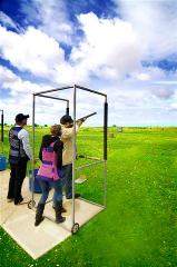 Clay Shooting Gift Voucher for 1-2 people - QLD