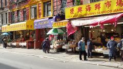 2H - A la découverte de Chinatown et Little Italy