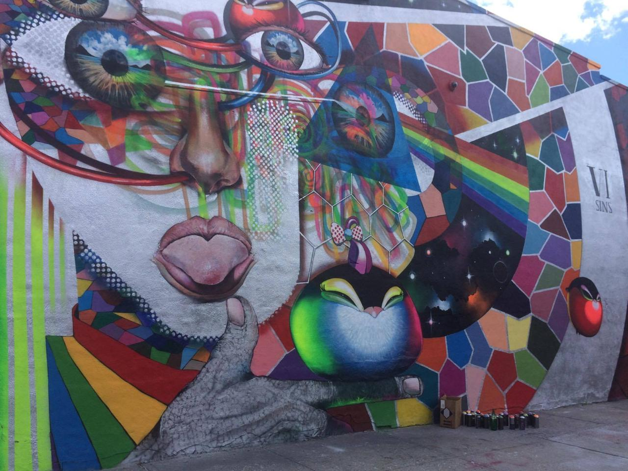 2H - A la découverte du Street Art à Bushwick (Brooklyn)