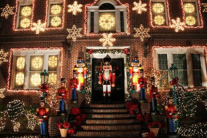 3H30 - SPECIAL NOEL  - A la découverte de l'ambiance de Noël à Brooklyn !