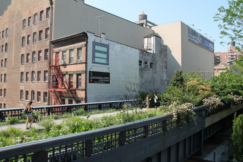Visite privative de New York - 3H - Perspectives urbaines à Manhattan : Flatiron, Union Square, Highline et Chelsea