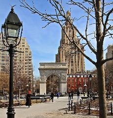 Seule à NY - 2H - Greenwich Village et Soho