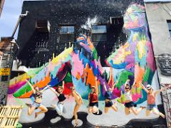 3H30 - 2019 A la découverte de Bushwick et Williamsburg (Brooklyn)