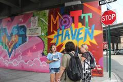 3H30 - A la découverte du Bronx (Mott Haven et Grand Concourse)