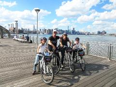 4h - 2019 A la découverte en vélo du Williamsburg bridge au Brooklyn bridge
