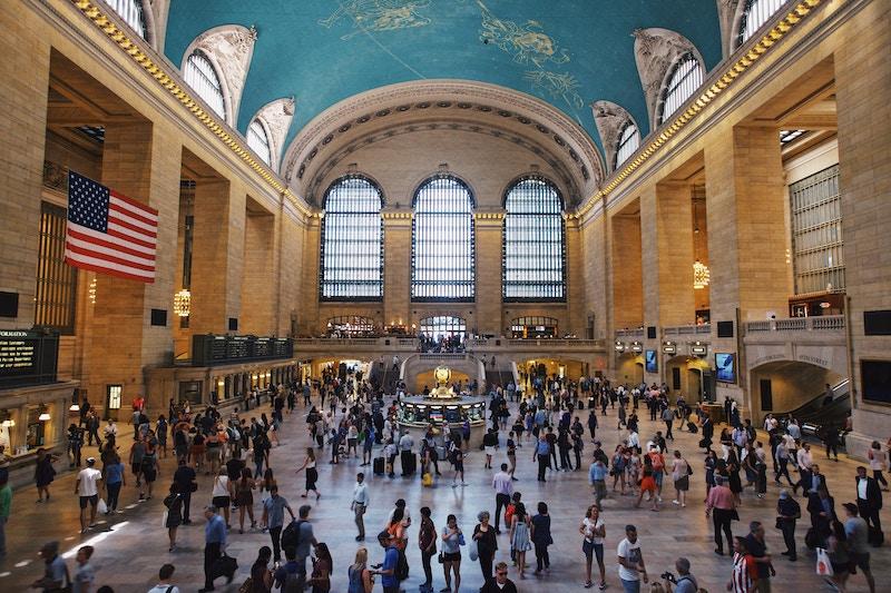 2H -  A la découverte de Midtown et des secrets de Grand Central