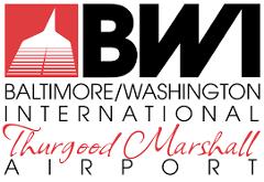HOTELS TO BWI (BALTIMORE - WASHINGTON DC INTERNATIONAL AIRPORT)