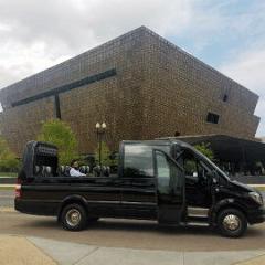 OPEN TOP CONVERTIBLE BUS TOUR