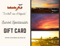 Jabiru Sunset Flight