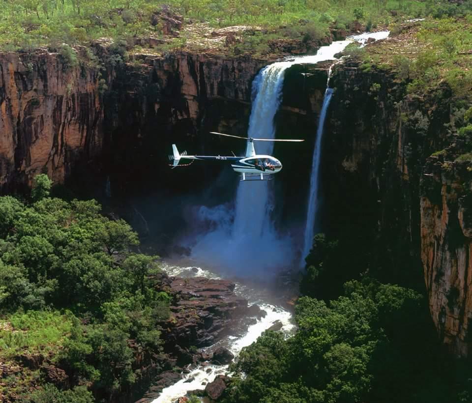 60min Heli Scenic Flight