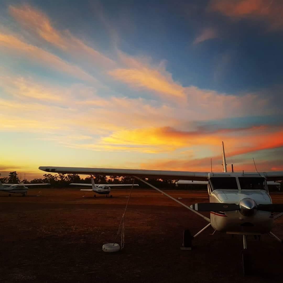 Jabiru Sunset Spectacular - 60 Minute Scenic Flight