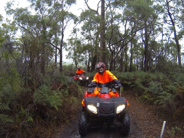 Quad Bike Tour - Riders only