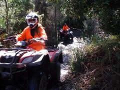 Quad Bike Tour - Riders with Child Passengers