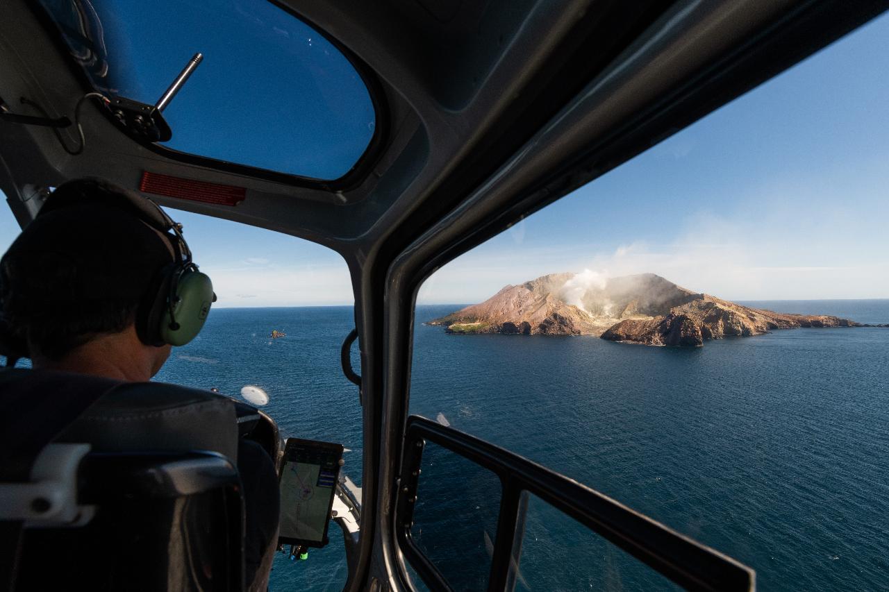 White Island Flight