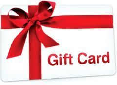 Gift Card - € 190