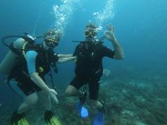 2 Guided Shore Dive (location PLAYA DAAIBOOI)