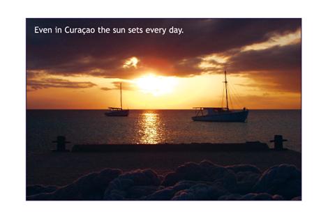 Sun set Boat Trip 1,5 hours  incl Champagne, Finger food, open bar.