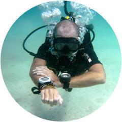 Underwater Navigator - 3 dives