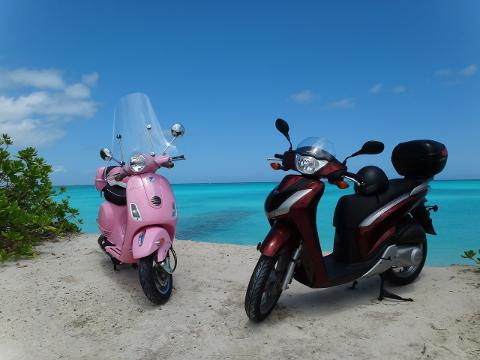 Scooter Rental - Hourly