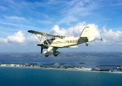 Grand Sarasota Tour by Biplane