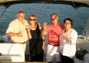 4 Hour Sunset Cruise Aboard Private Custom Charters