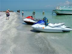 Jet Ski Tour - Egmont Key (2hr)