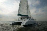 Kathleen D's Full Moonrise Sail