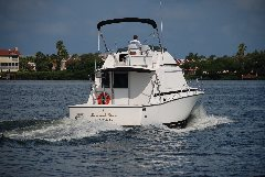 Now and Then Private Charter to Cabbage Key or South Seas Island Resort
