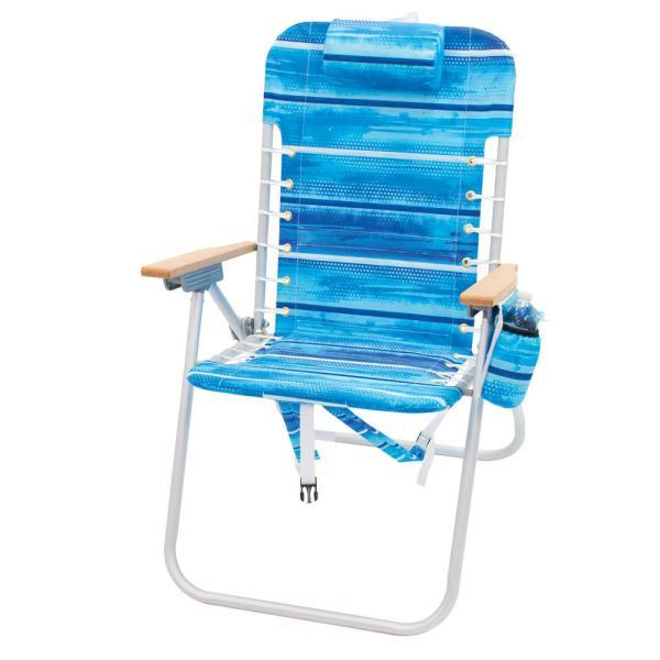 Hi-Boy Beach Chair
