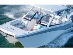 1/2 Day AM Power Boat Charter