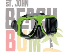 RX Prescription Snorkel Mask