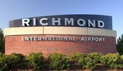 Richmond Airport (RIC) Sedan