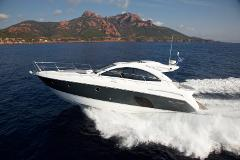 Power: Gran Turismo 44 - Half-Day Charter Up To 11 People