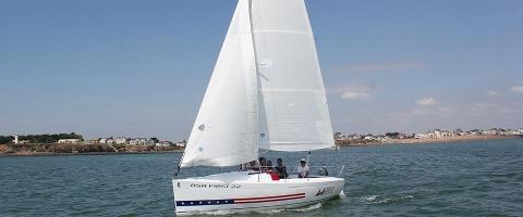 Skippered First 22