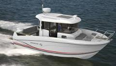 Power: Barracuda 7 - Half-Day Charter Up to 6 People