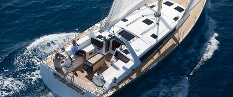 Sail: Oceanis 48 - Full Day Charter Up to 12 People