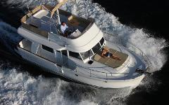 Power: Swift Trawler 34 - Half-Day Charter Up To 10 People