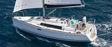 Skippered Oceanis 31