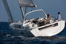 Sail: Oceanis 41 - Full Day Skippered Charter