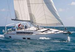 Sail: Oceanis 55 - Half-Day Charter Up to 12 People