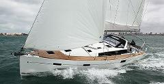 Sail: Sense 43 - Half-Day Charter Up to 12 People