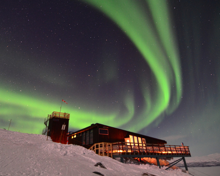 Transfer for Aurora Night Visit at STF Abisko (Dec-March)