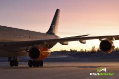 Transfer: Kiruna Airport - Máttaráhkká