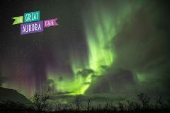 The Great Aurora Chase - Abisko
