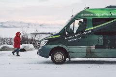 Transfer: Kiruna - Abisko/Björkliden