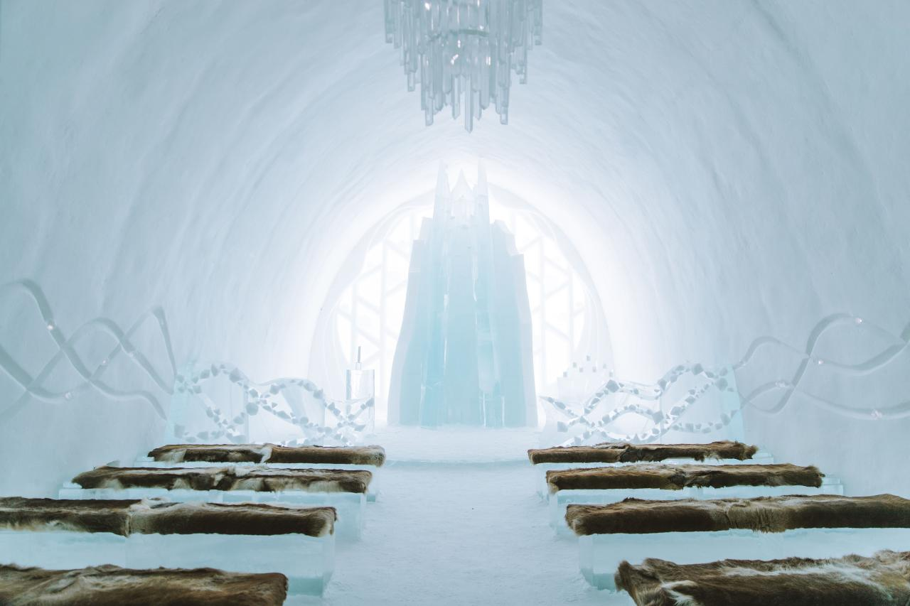 Explore the ICEHOTEL