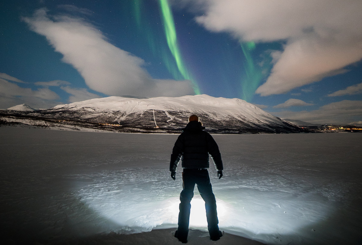 Transfer for Activities in Abisko evening tour (Dec-March)